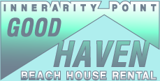 Innerarity Point Good Haven Beach House Rental Logo
